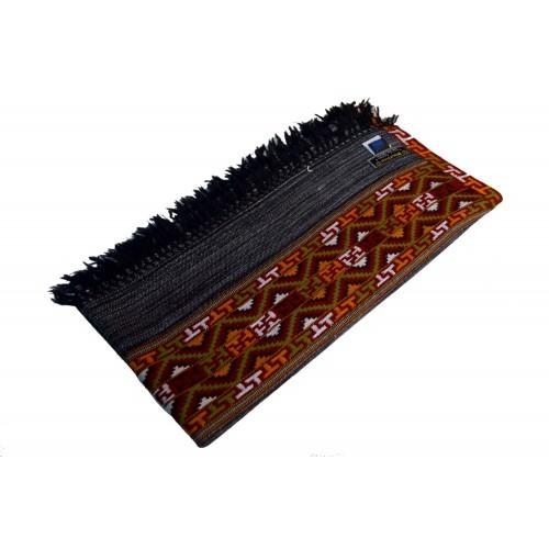 Shawl- BC 21 Merino Wool Handspun