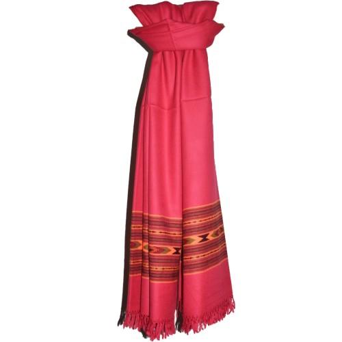 Shawl- 396 Merino Wool 2/48 Pink