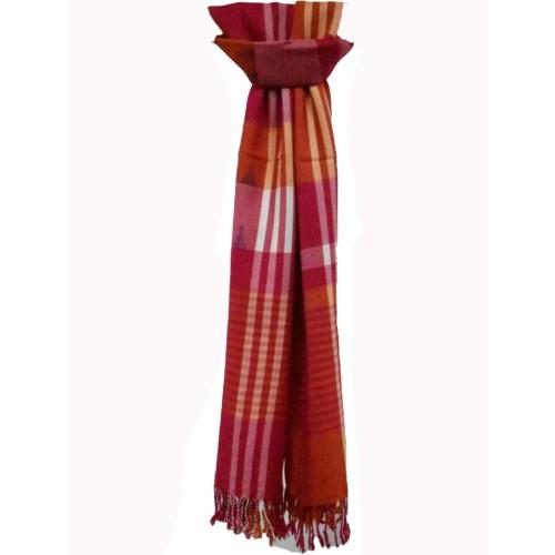 Shawl-KD 114 Merino Wool 2/72 Pink
