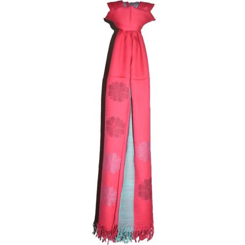 Shawl- 220 Merino Wool 2/72 Pink