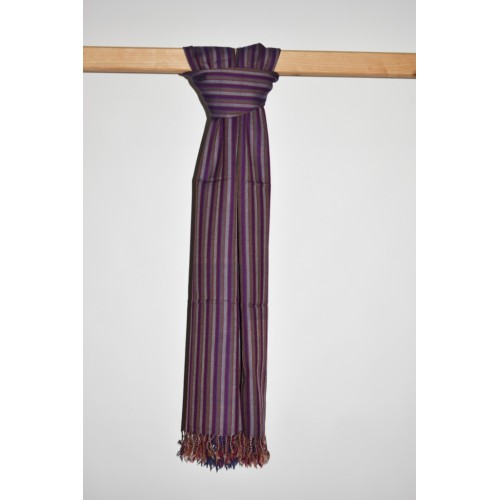 Stole-PS 2 Merino Wool 2/72 Multicolour